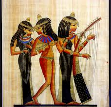 Ancient Egyptian Hair Style women of ancient egypt ancient egypt egyptian women and history 2263 by wearticles.com