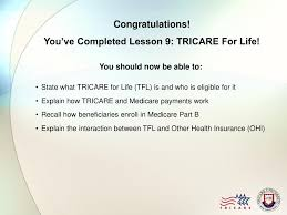 Ppt Module 9 Medicare And Tricare Powerpoint Presentation