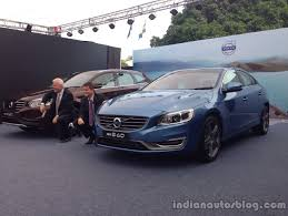 2014 Volvo S60 facelift launched at INR 29.9 lakhs