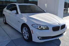 BMW 5 Series bmw 5 series red interior : BMW of Macon | Used Car