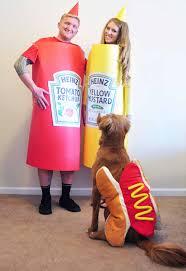 Friday Night Lights Halloween Costume Ideas Little Sloth Ketchup Mustard Hotdog Diy Halloween Costumes