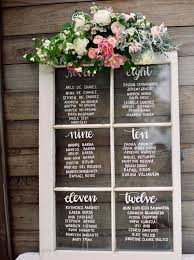 Vintage Window Glass Seating Chart In 2019 Seating Chart