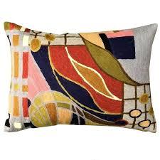 pillow cover fire orange velvet euro sham covers 26x26 burlap shams french botanical outdoor
