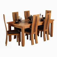 dining room oak small table chairs