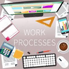 office desk work. Office Desk Work O