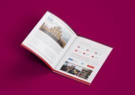Graphic Design Toronto College University College Prospectus Magazine On Student Show