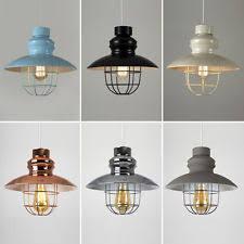 Pendant lighting vintage Lights Vintage Industrial Style Metal Fishermans Cage Ceiling Pendant Light Lamp Shades Pinterest Vintage Industrial Pendant Lights Ebay