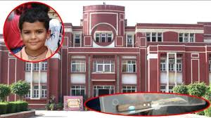 Image result for pics of reyan school with pradyuman