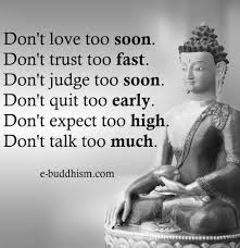 Dont Be Or Do Much At Allbe Oppressed Nyahaha Buddhist