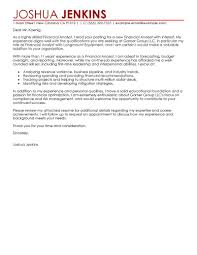 Gallery Of Financial Analyst Cover Letter Quotes Financial Analyst