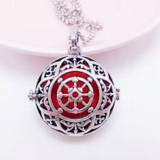 essential oil diffuser necklace aromatherapy necklace