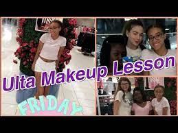 downtown chicago vlog ulta makeup