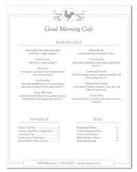 breakfast menu template breakfast menu ideas google search breakfast menus pinterest