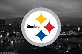 steelers logo wallpapers top free
