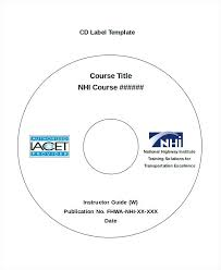Labels Template Free Download Example For Label Cd Cover Design Te