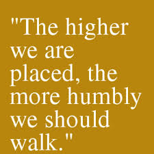 Christian Quotes About Being Humble Best of Quotes About Be Humble 24 Quotes