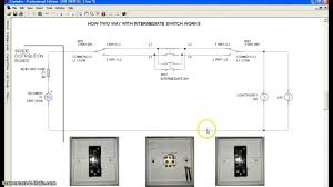 how intermediate switch works youtube Pdl Light Switch Wiring Diagram how intermediate switch works pdl 600 series light switch wiring diagram