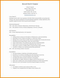 Amusingt Resume Wizard Word With Template Quick Download Resumes
