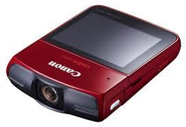 Видеокамера цифровая Flash HD Pocket <b>Canon Legria Mini</b> Kit Red