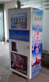 Car Wash Vending Machines For Sale Enchanting Car Washing Vending Machine Selfservice Machine Coin IC Card