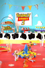 Toy Story Clouds Template Toy Story Birthday Party Ideas
