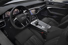 black audi. Unique Audi 2019 Audi A7 Review Throughout Black