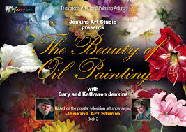 the beauty of oil painting book 2