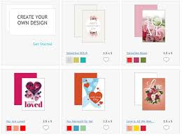 How To Make Your Own Custom Valentines Day Cards Online