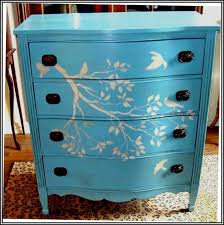 painted furniture ideasAwesome Distressed Painted Furniture Ideas Design Funky Painted