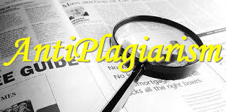 anti plagiarism check on plagiarism