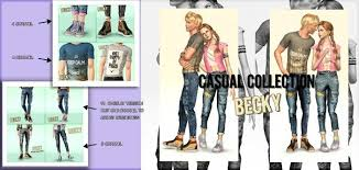 Daisy Sims3 Casual Collection by Becky - Sims 3 Downloads CC Caboodle |  Sims 3, Sims, My sims