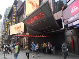 Times Square–Calle 42
