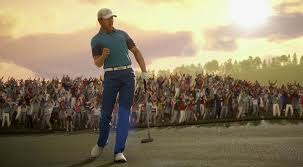 rory mcilroy is the cover athlete for the latest edition of the ea sports golf franchise