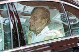 Expresso | Príncipe Filipe, marido da Rainha de Inglaterra, deixou o  hospital esta terça-feira