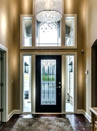 awesome front door entrance chandelier images exterior ideas entry entryway lighting entryway chandelier entry with arch arched door front lighting
