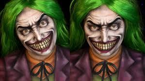 joker dc ics makeup tutorial jordan hanz alex faction you