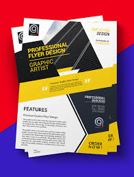 Graphic Design Flyer Get A Flyer Poster Or Leaflet Design For 5 Fivesquid