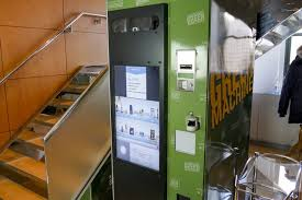 American Green Vending Machine Custom American Green Is Building A Pot Alcohol And Gun Vending Machine