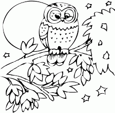 Animal Coloring Pages For Kids Printable Coloring Page For Kids