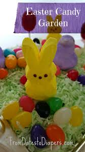 candy garden. Make Your Own Easter Candy Garden | From Dates To Diapers