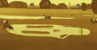 silent spring i the new yorker illustration by emiliano ponzi