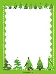 christmas menu borders printable christmas paper borders printables and menu