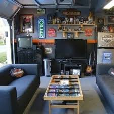 man cave garage. Exellent Man Your Man Cave Might Just Be A Corner Of The Garage But When You Equip It  With Right Gear Can Transform Into True Pleasure Palace In Man Cave Garage