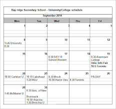 Schedule Maker For College Download Free College Schedule Maker College Schedule Maker 11