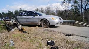 Reports: Child dies in horrific car crash - Houston Chronicle