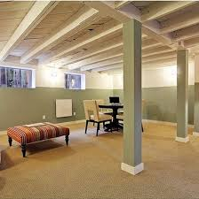 unfinished basement ideas. Brilliant Basement Cheap Way To Finish A Basement Ceiling Intended Unfinished Basement Ideas