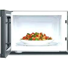 stainless steel microwave profile interior view oven ge countertop convection peb9159sjss in
