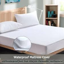 hypoallergenic bed cover mattress cover hypoallergenic mattress protector bed bug proof dust mite washable for bed hypoallergenic bed cover