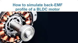 How To Design A Motor Design Motor Controllers With Simscape Electrical Part 1 Simulate Back Emf Voltage Of A Bldc Motor