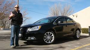 buick verano 2015. 2015 buick verano fwd a nice little car real world review and test youtube